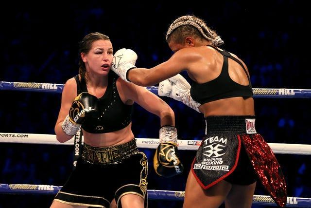 Boxing – Manchester Arena