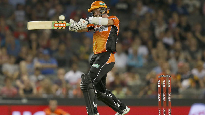 Klinger named in Australia T20 squad