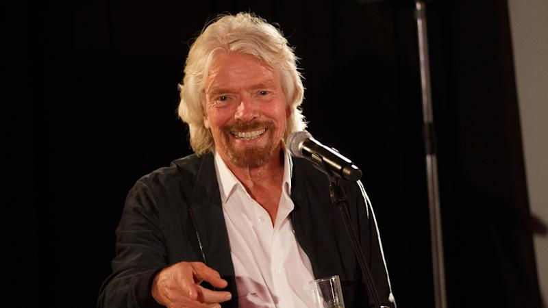 Inside Sir Richard Branson's Virgin Voyages' ship, Scarlet Lady | SWNS