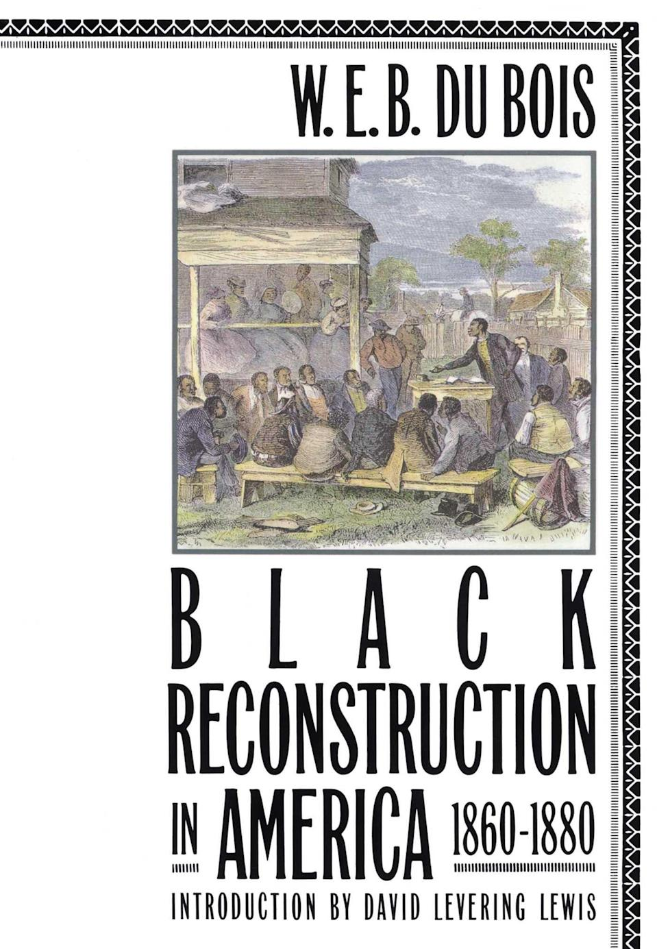 Reconstruction in America 1860-1880