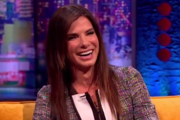'Gravity's' Sandra Bullock Spits 'Rapper's Delight' to a Delighted Tom Hanks