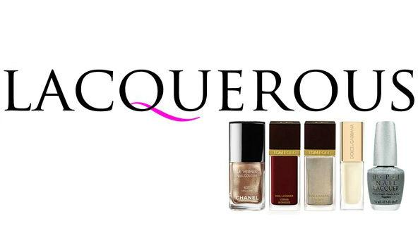 Lacquerous: Is Nail Polish Sharing In Your Future?