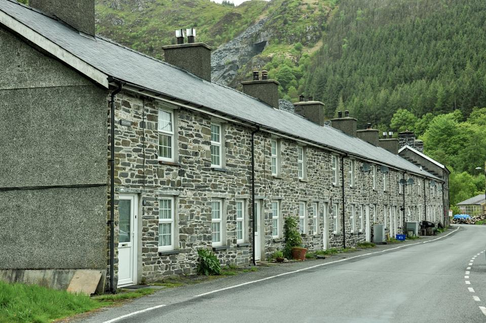 """The property is described as """"16 tenanted houses sold as a package"""". Photo: Dafydd Hardy"""