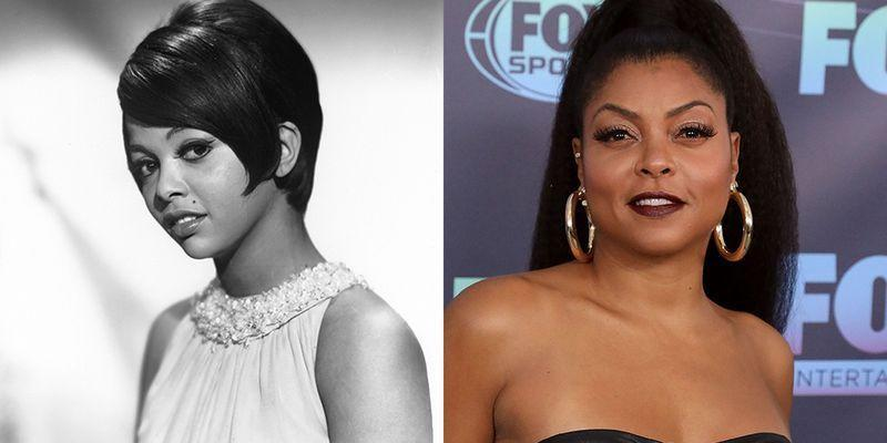 <p><em>Empire </em>actress Taraji P. Henson bears an uncanny resemblance to '60s Motown singer Tammi Terrell. It's like looking in a mirror — well, for Taraji P. Henson that is.</p>