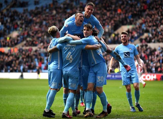 FA Cup third round: Coventry stun Stoke, Steve Cook saves Bournemouth and Alan Pardew earns first West Brom win