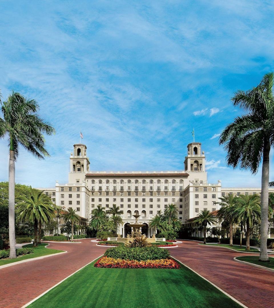 """<p>Florida is one of the most-visited states in the U.S., meaning it holds a special place in the hearts of many—and for different reasons. Whether you're a sun-worshipping <a href=""""https://www.veranda.com/travel/g35269429/wellness-retreats/"""" rel=""""nofollow noopener"""" target=""""_blank"""" data-ylk=""""slk:spa aficionado"""" class=""""link rapid-noclick-resp"""">spa aficionado</a> or a Disney World fanatic; like <a href=""""https://www.veranda.com/home-decorators/a32166023/celerie-kemble-naples-florida-house-tour/"""" rel=""""nofollow noopener"""" target=""""_blank"""" data-ylk=""""slk:Old Florida glamour"""" class=""""link rapid-noclick-resp"""">Old Florida glamour</a> or <a href=""""https://www.veranda.com/home-decorators/a27651881/khoury-vogt-beach-house/"""" rel=""""nofollow noopener"""" target=""""_blank"""" data-ylk=""""slk:Mediterranean opulence"""" class=""""link rapid-noclick-resp"""">Mediterranean opulence</a>; or prefer the gulf's sugar-white sand versus big Atlantic Ocean waves, there is truly something for everyone in the Sunshine State. And the same goes for its vast array of resorts.</p><p>The following 20 resorts are the state's best offerings when it comes to luxury, amenities, and, of course, impeccable views that capture <a href=""""https://www.veranda.com/travel/g36475733/best-florida-beaches/"""" rel=""""nofollow noopener"""" target=""""_blank"""" data-ylk=""""slk:Florida's natural beauty"""" class=""""link rapid-noclick-resp"""">Florida's natural beauty</a>. From <a href=""""https://www.veranda.com/travel/g1323/rent-private-islands/"""" rel=""""nofollow noopener"""" target=""""_blank"""" data-ylk=""""slk:private island"""" class=""""link rapid-noclick-resp"""">private island</a> villas in the Florida Keys to an old-world, European-inspired hotel in the Panhandle, you'll discover why our VERANDA staff seeks out these accommodations whenever we'revin need of a sunny, stylish getaway. </p>"""