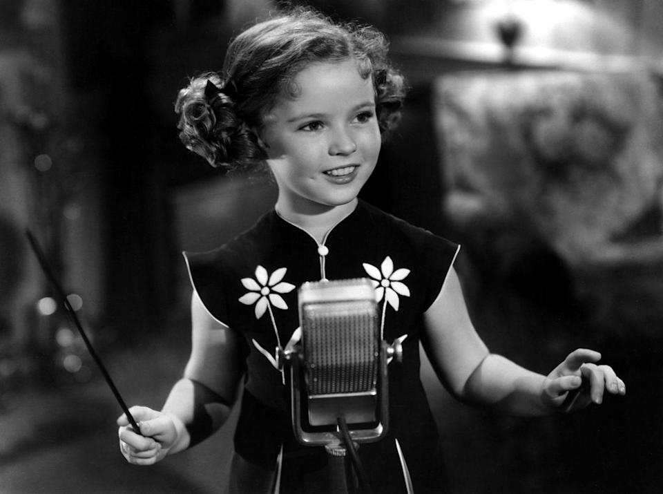 <p>One of Shirley's most well-known movies, <em>Rebecca of Sunnybrook Farm,</em> was released in 1938 and was — no surprise — a box office hit. </p>