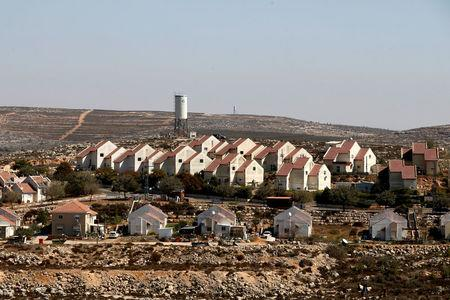 FILE PHOTO: General view shows houses in Shvut Rachel, a West Bank Jewish settlement located close to the Jewish settlement of Shilo, near Ramallah October 6, 2016. REUTERS/Baz Ratner//File Photo