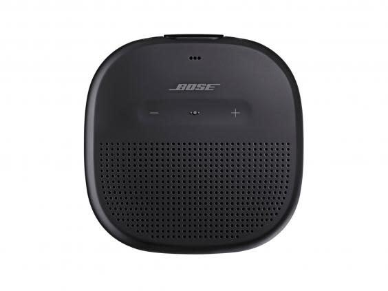 Splash out on a portable speaker to play your favourite songs with friends (John Lewis and Partners)
