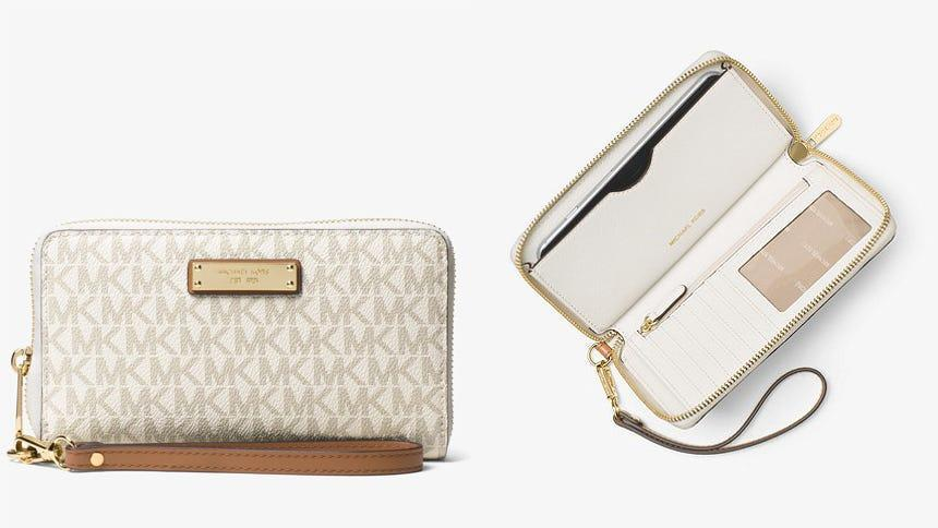 Best gifts for sisters 2021: Michael Kors Wristlet
