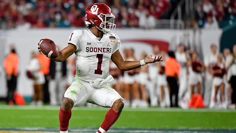 National Football League  mock drafts project Kyler Murray as first-round pick