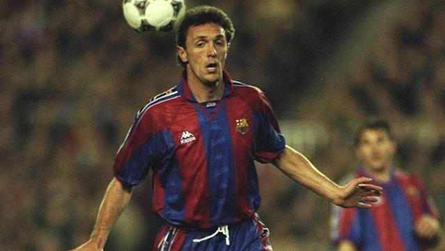 <p>Scored for: <strong>Tottenham Hotspur</strong> (Premier League), <strong>Barcelona </strong>(La Liga), <strong>Hannover 96 </strong>(Bundesliga) and <strong>Lecce </strong>(Serie A)</p> <br><p>Raducioiu's international teammate Gica Popescu also makes the cut, scoring for every club he played for Europe's top four leagues, despite playing most of his football from a defensive position.</p> <br><p>Signed by Spurs after the 1994 World Cup, Popescu made it big when he joined Barcelona thereafter where he remained prolific in front of goal. A lengthy spell in Turkey with Galatasaray was followed by low-key moves to Lecce and Hannover 96 respectively, but still managed to register goals in both leagues despite being at the end of his career.</p>