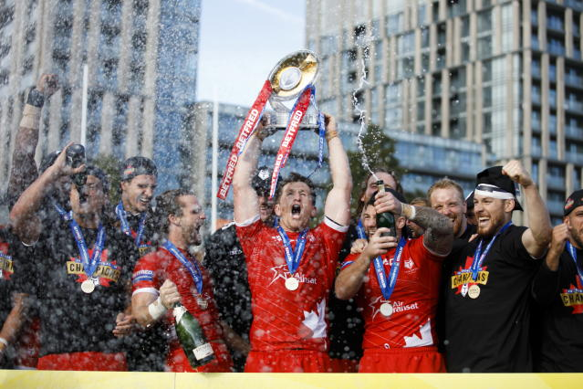 Toronto Wolfpack securing promotion to Super League (Credit: AP Photo)
