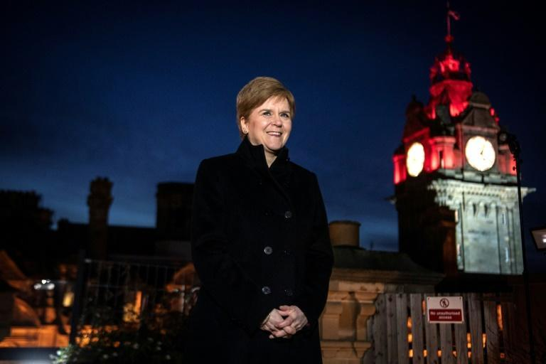 Exemptions - Scotland's First Minister Nicola Sturgeon