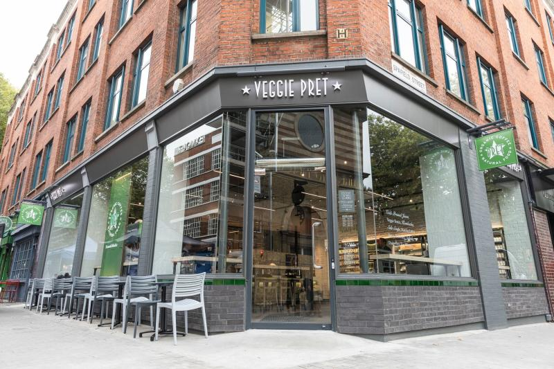 Pret a Manger buys Eat as it attempts to break the vegetarian and vegan trend