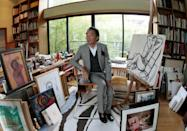 Takada was born into a family of hoteliers but chose to study art not catering