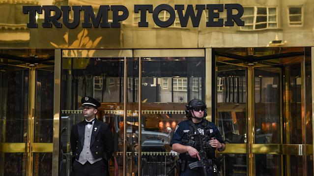 Trump Charges His Campaign Top Dollar To Rent A Basically Empty Trump Tower Office