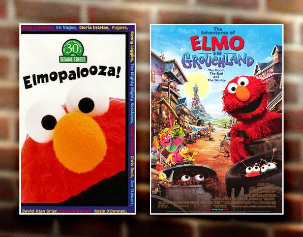 """Elmo, what is a powerhouse? Elmo's massive appeal put """"Sesame Street"""" on some new frontiers. """"<a href=""""http://search.yahoo.com/search?p=adventures+of+elmo+in+grouchland&cs=bz&fr=buzz"""" rel=""""nofollow"""">The Adventures of Elmo in Grouchland</a>"""" (1999) was only the second """"Sesame Street"""" movie. It came 14 years after """"Sesame Street Presents: Follow That Bird"""" — notably, that feature-length film was released on August 2, 1985, just three months before muppeteer Kevin Clash would take on the furry red monster. Elmo's name also led the celebrations in the ABC special, """"<a href=""""http://search.yahoo.com/search?p=elmopalooza&cs=bz&fr=buzz"""" rel=""""nofollow"""">Elmopalooza</a>,"""" which commemorated 30 years of """"Sesame Street"""" (1998). Later that year on November 16, """"<a href=""""http://www.sesamestreet.org/elmosworld"""" rel=""""nofollow"""">Elmo's World</a>"""" debuted, taking up the last 15 minutes of """"Sesame Street."""""""