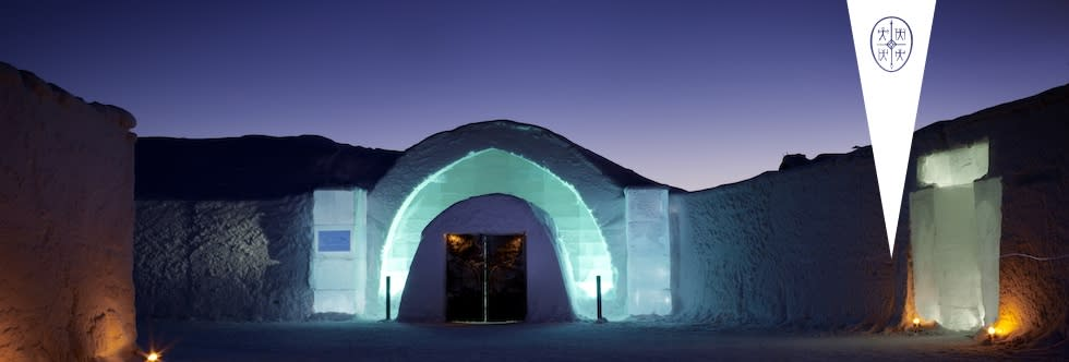 "<div class=""caption-credit""> Photo by: Icehotel</div><div class=""caption-title""></div><b>ICEHOTEL in Sweden</b> <br> Want to start at the beginning? Look no further than chilly Sweden! Stay the night on a bed built from ice blocks in the world's very first ice hotel. <br> <i>Find out more at <a rel=""nofollow"" href=""http://www.icehotel.com/uk/Icehotel/Staying-at-ICEHOTEL/"" target=""_blank"">Icehotel</a></i> <p>  <b><i><a rel=""nofollow"" href=""http://www.babble.com/home/10-quirkiest-hotels-in-the-world/?cmp=ELP