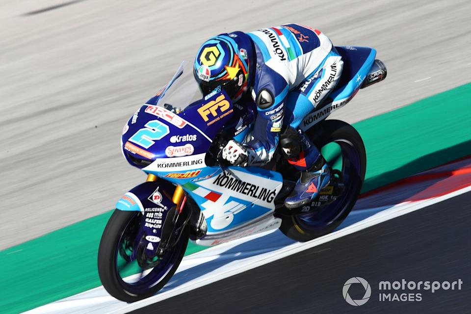 "Gabriel Rodrigo, Gresini Racing<span class=""copyright"">Gold and Goose / Motorsport Images</span>"
