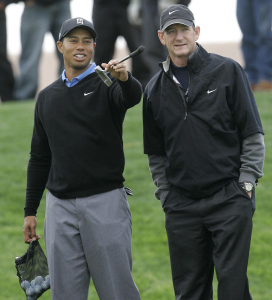 Tiger Woods on Hank Haney suspension: 'He deserved it'
