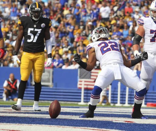 Fred Jackson Cherishes Chance To Retire With Buffalo Bills