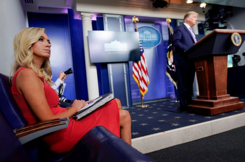 Trump tests positive for COVID-19 after his adviser and