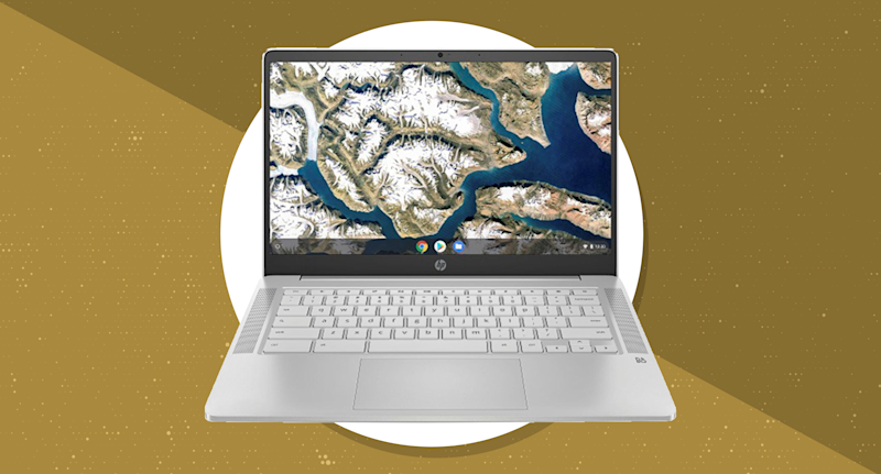 HP 14 Touch Chromebook. (Photo: HP)