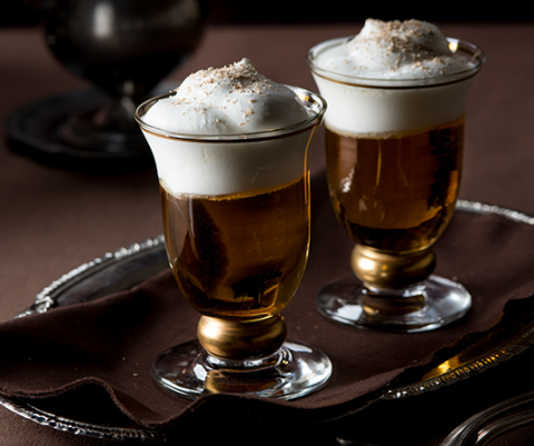 Cold Coffee Whiskey Drinks