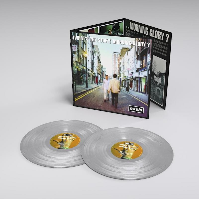 oasis 25th anniv whats story vinyl reissue Oasis Announce 25th Anniversary Vinyl Reissue of (Whats the Story) Morning Glory?