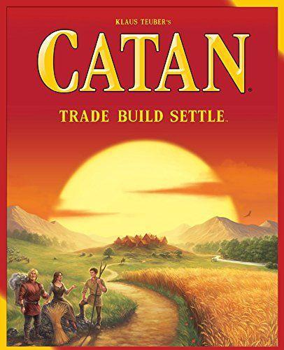 "<p><strong>Catan Studio</strong></p><p>amazon.com</p><p><a href=""https://www.amazon.com/dp/B00U26V4VQ?tag=syn-yahoo-20&ascsubtag=%5Bartid%7C10050.g.27410985%5Bsrc%7Cyahoo-us"" rel=""nofollow noopener"" target=""_blank"" data-ylk=""slk:Shop Now"" class=""link rapid-noclick-resp"">Shop Now</a></p><p>It's beloved for a reason. Catan (or Settlers, as it's known among fans) is the game your kids will want to play over and over again. Once they learn the rules, that is.</p>"