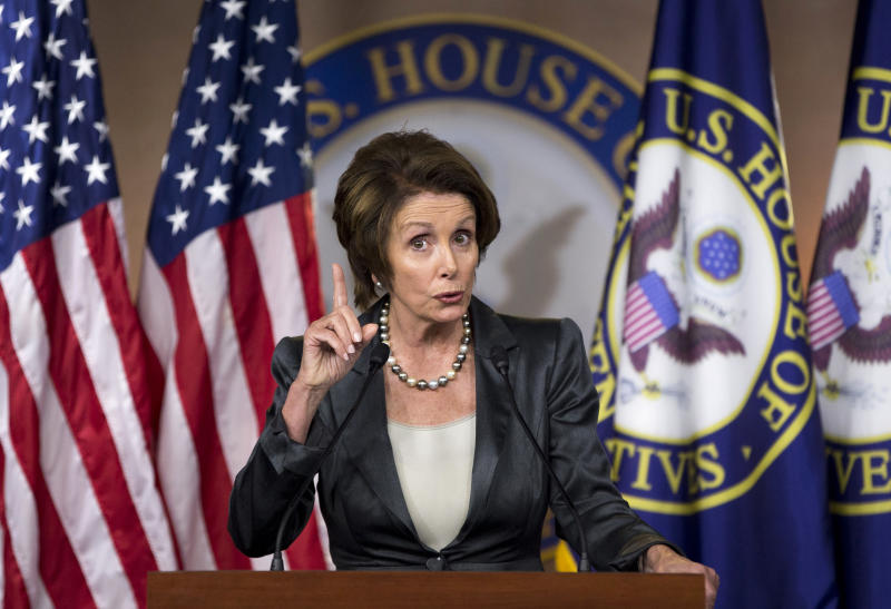 Pelosi: Republicans can't even talk to themselves