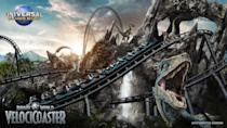 <p>Coming next summer to Universal's Islands of Adventure Orlando: a high-speed ride through a dinosaur-filled jungle, delivering plenty of stomach-dropping twists and turns.</p>