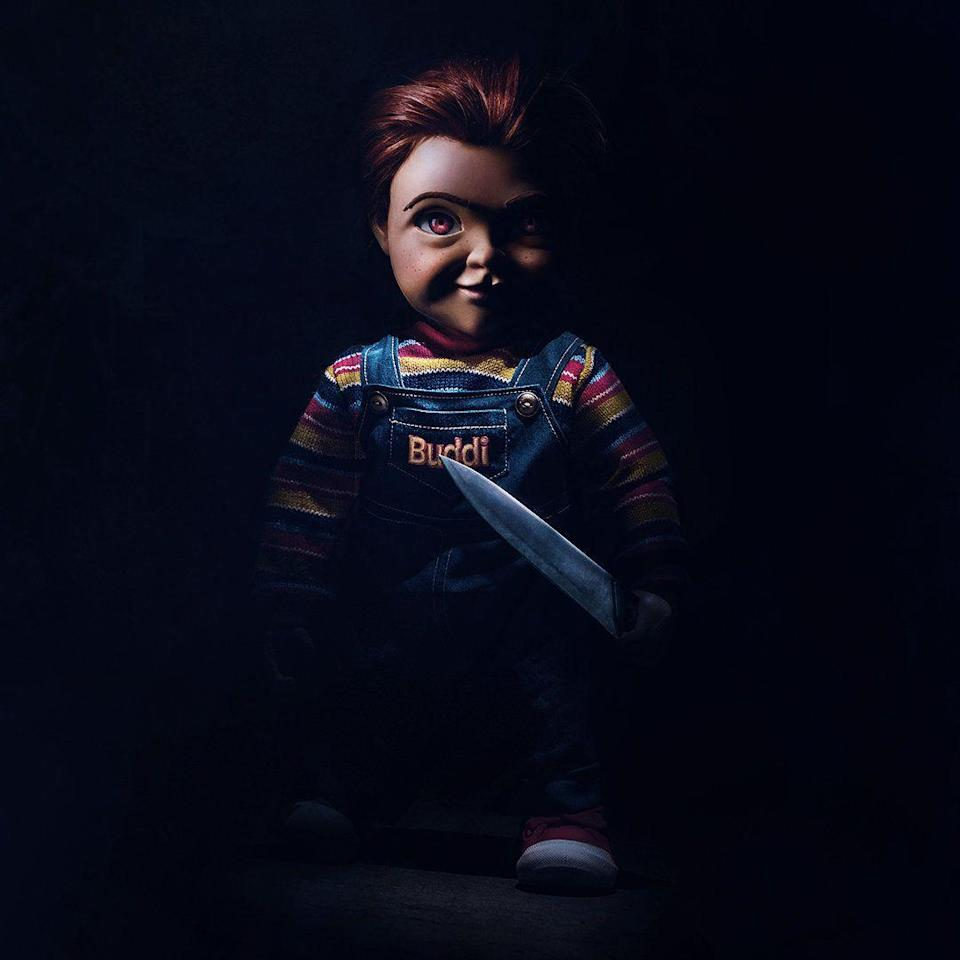 Chucky from Child's Play, voiced by Mark Hamill (Orion Pictures)