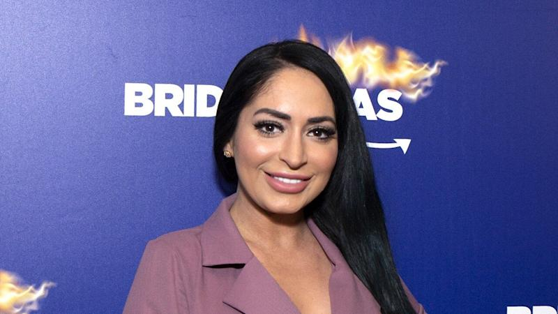 'Jersey Shore' Star Angelina Pivarnick Sues FDNY Over Alleged Sexual Harassment by Supervisors