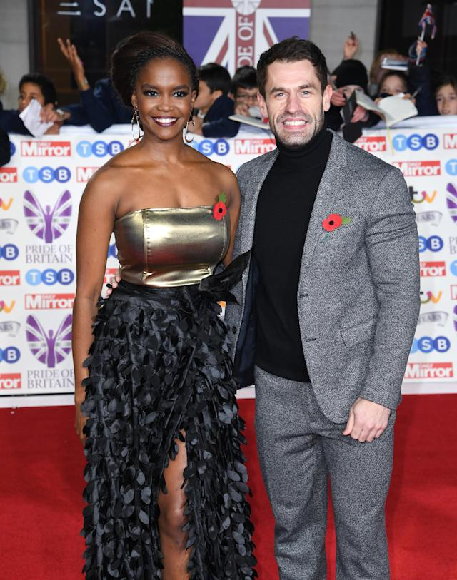 Oti Mabuse and Kelvin Fletcher won <em>Strictly Come Dancing</em> 2019. (Doug Peters/EMPICS)