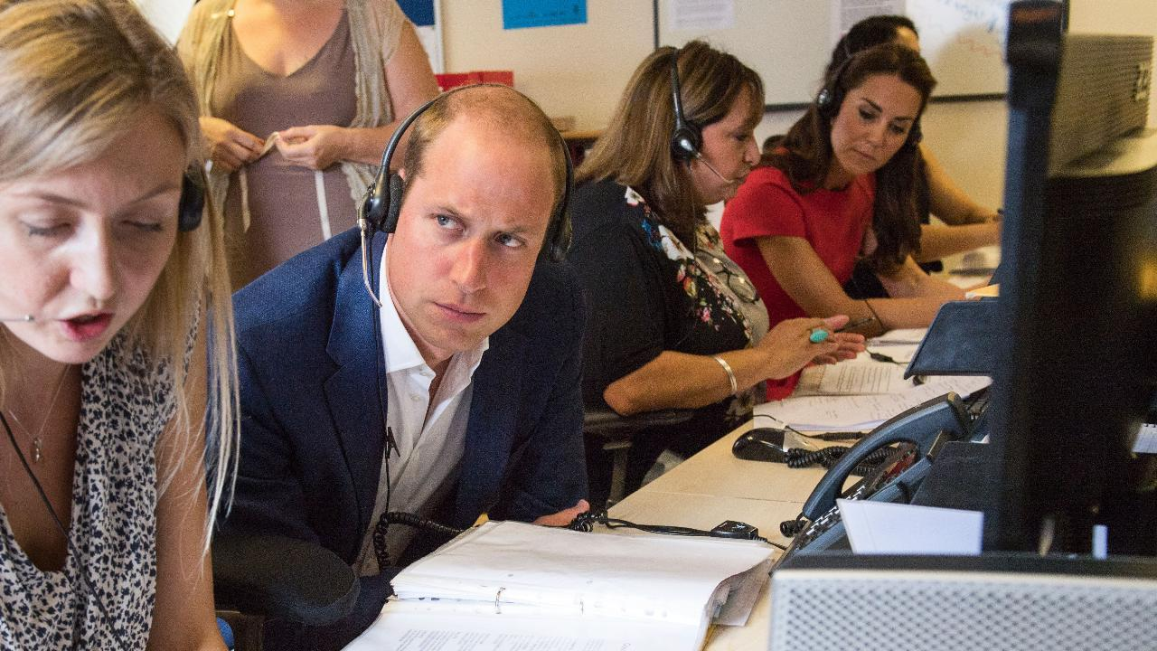 Prince William and Princess Kate are starting a conversation about mental health – and in so doing, they're opening up in ways royals of previous generations never have