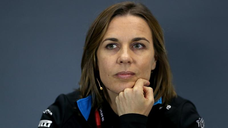 Claire Williams casts doubt over her future after Dorilton Capital takeover
