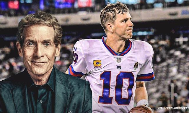 Skip Bayless Shares An Absolutely Horrible Take On Eli Manning's Giants Career