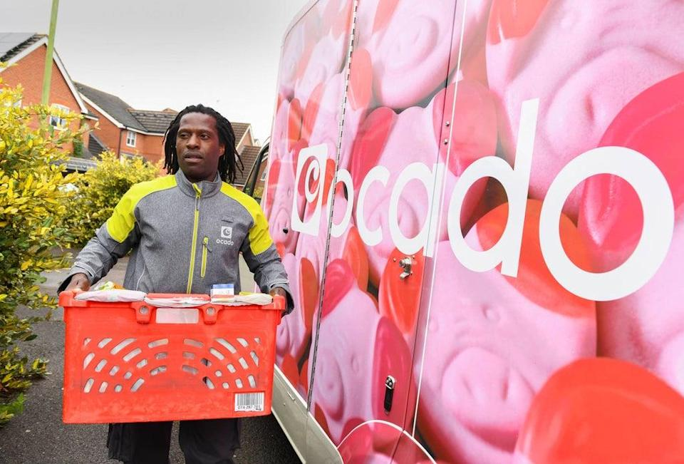 Ocado is to spend up to £5m extra on HGV drivers (Doug Peters/PA) (PA Archive)