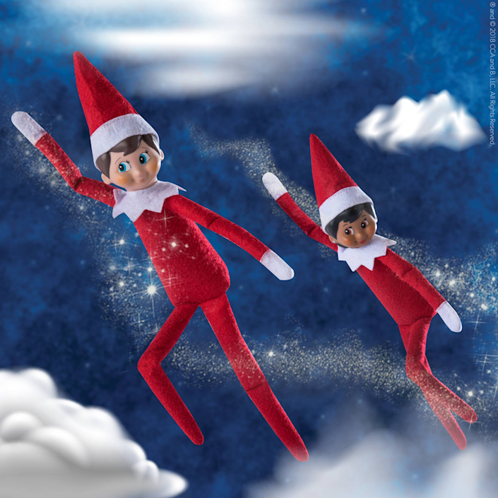 Photo credit: Facebook / The Elf on the Shelf