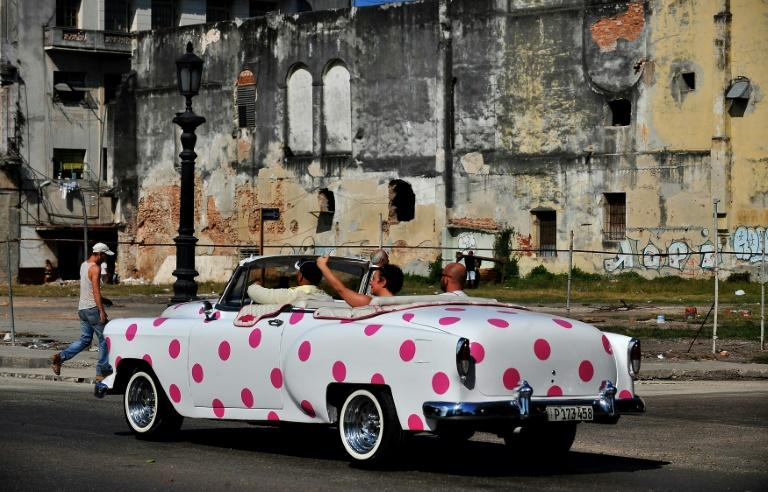 In Cuba, it sometimes seems time stopped in the 1960s