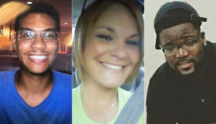 Anthony Naiboa, Monica Hoffa and Benjamin Mitchell may all have been the victims of a serial killer operating in a Tampa neighborhood. (Florida Crime Stroppers)