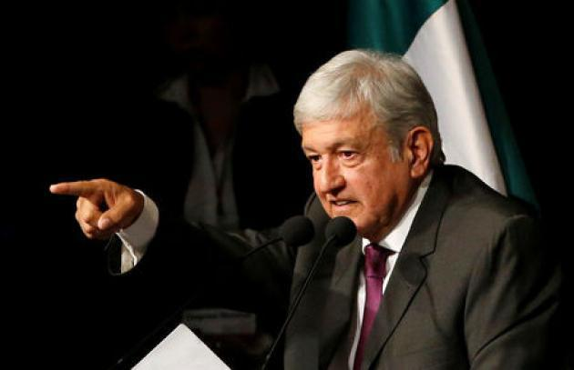 Mexico ruling party leans to outside candidate to save presidency