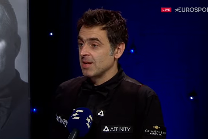 O'Sullivan was stunned by Swiss No.1 Ursenbacher as his hopes of an eighth UK Championship came to an end