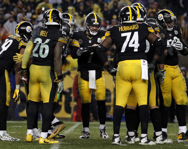 """The <a class=""""link rapid-noclick-resp"""" href=""""/nfl/teams/pit"""" data-ylk=""""slk:Pittsburgh Steelers"""">Pittsburgh Steelers</a> have some huge games on tap for the 2018 season. (AP)"""