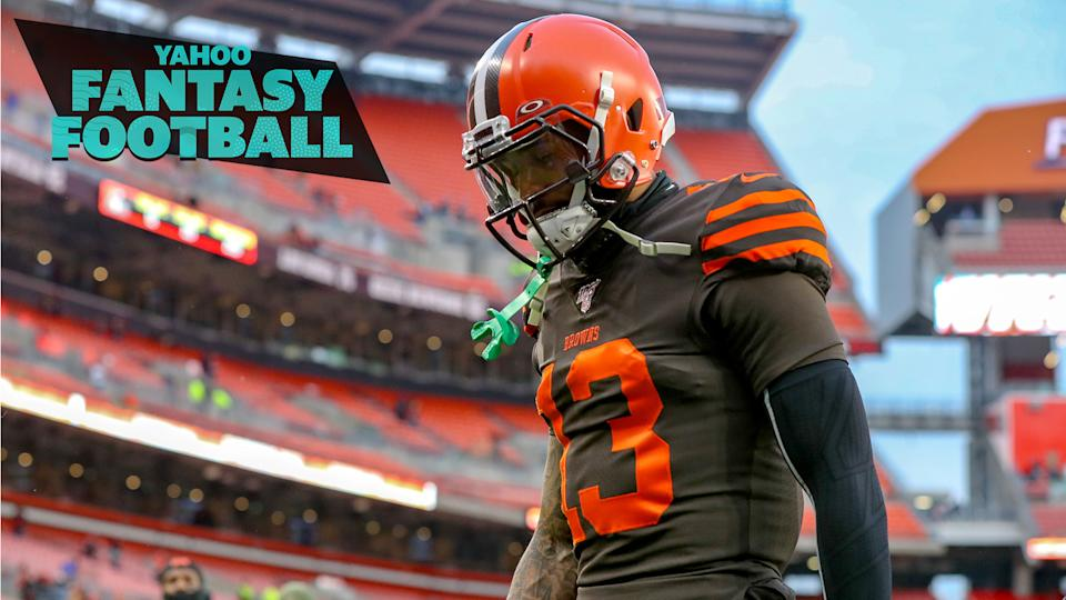 Despite the win, Odell Beckham, Jr. and the Browns did not impress on Sunday against the Cincinnati Bengals. (Photo by Frank Jansky/Icon Sportswire via Getty Images)