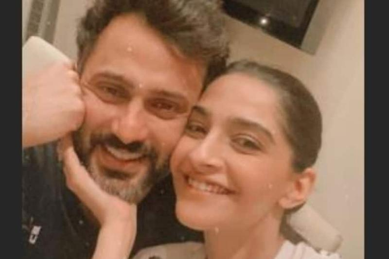 It Took Sonam Kapoor a While to Understand Hubby Anand Ahuja's Obsession with Health