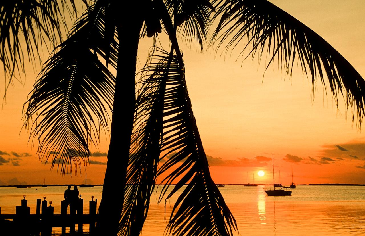 <p>We love a good sunset as much as Instagram does, and Key Largo has some of the prettiest ones out there. If a sunset looks this good, just imagine how breathtaking the sunrises are!</p>