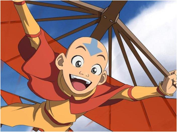 """""""Avatar: The Last Airbender"""" was created by Michael Dante DiMartino and Bryan Konietzko. <p class=""""copyright"""">ViacomCBS Domestic Media Networks</p>"""